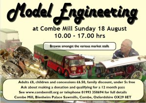 Combe Mill 'in Steam @ Combe Mill | Combe | United Kingdom