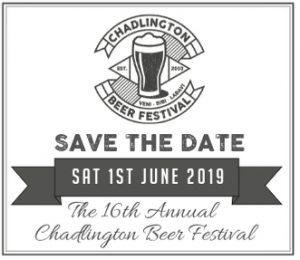Chadlington Beer Festival @ Chadlington Memorial Hall, Chapel Road, | Chadlington | England | United Kingdom