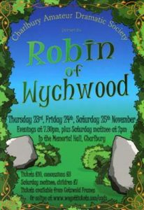 Robin of Wychwood Panto @ Charlbury Memorial Hall | Charlbury | England | United Kingdom