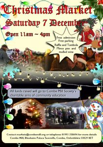 Christmas Market at Combe Mill @ Combe Mill | Combe | United Kingdom