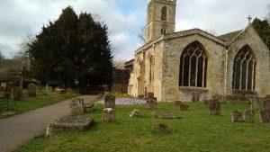 Celebrate Science in a Churchyard @ St Mary's Church, Church Lane, | Charlbury | England | United Kingdom