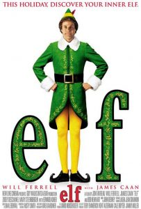 Elf - Charlbury Christmas Matinee @ War Memorial Hall | Charlbury | England | United Kingdom