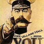 Memorial Hall Needs You