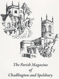 Picture of Parish Magazine Cover
