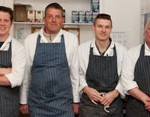 Picture of Martin Slatter and his team